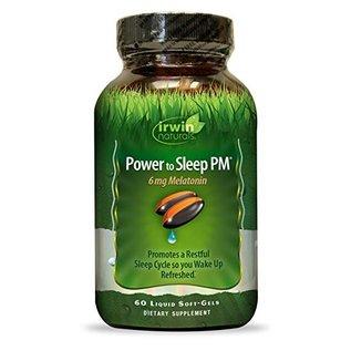 Irwin Naturals Power To Sleep PM 6mg Melatonin 50sg