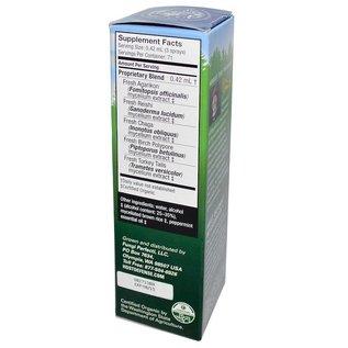 Host Defense MycoShield Immune Peppermint 1oz Spray