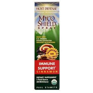 Host Defense MycoShield Immune Cinnamon 1oz Spray