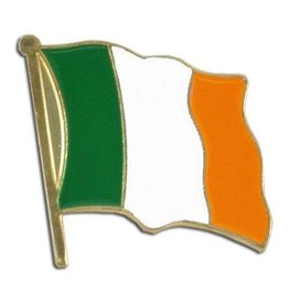 Online Stores Lapel Pin - Ireland Flag
