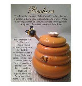 Popcorn Tree Beehive Class Poster, 8.5x11