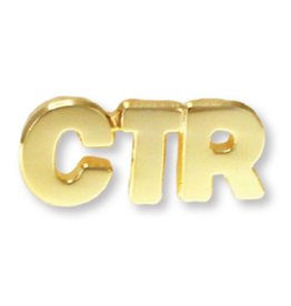 Ringmasters CTR - Gold Finish Pin