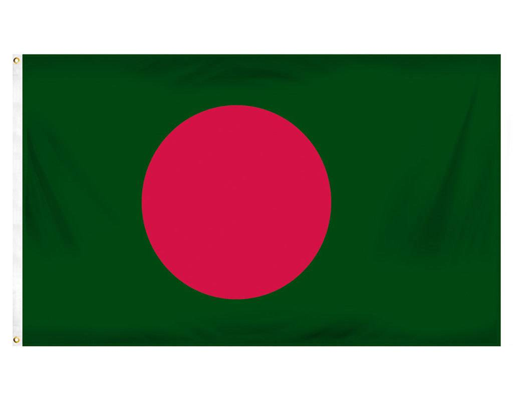 Online Stores Flag - Bangladesh 3'x5'