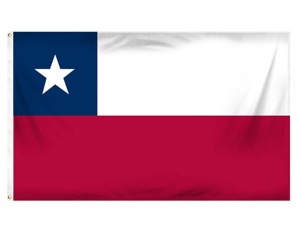 Online Stores Flag - Chile 3'x5'