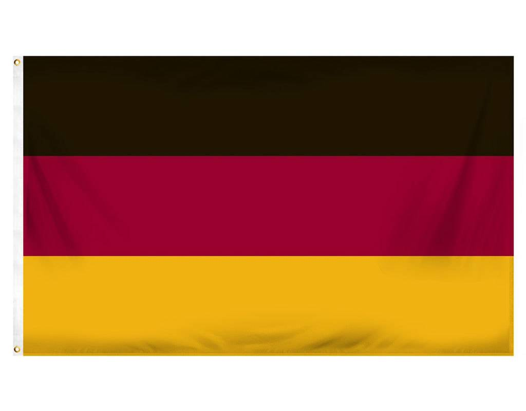 germany flag 3x5 popcorn tree products