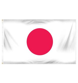 Online Stores Flag - Japan 3'x5'