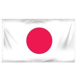 Popcorn Tree Flag - Japan 3'x5'