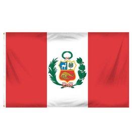 Online Stores Flag - Peru 3'x5'