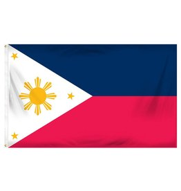 Online Stores Flag - Philippines 3'x5'