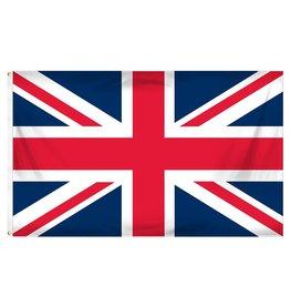 Popcorn Tree Flag - United Kingdom 3'x5'