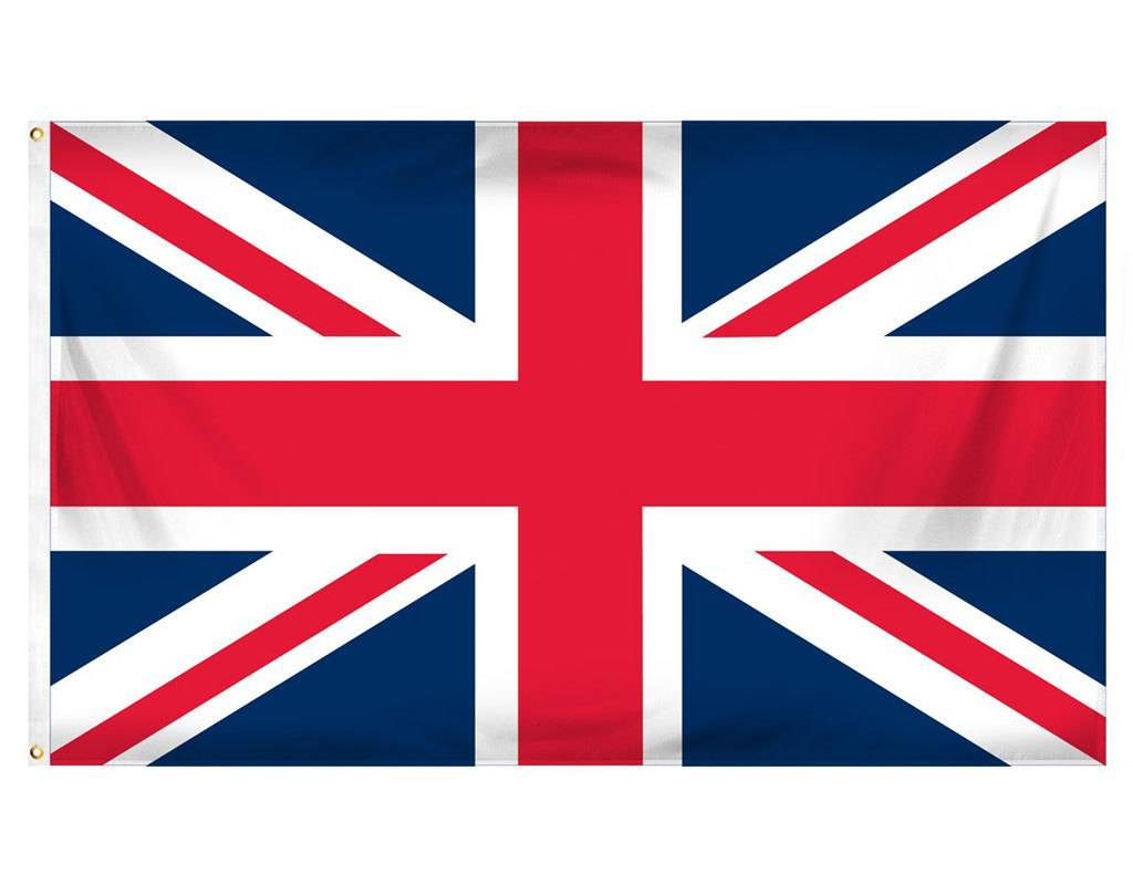 Online Stores Flag - United Kingdom 3'x5'