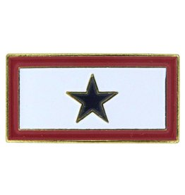 Online Stores Lapel Pin - Blue Star Service