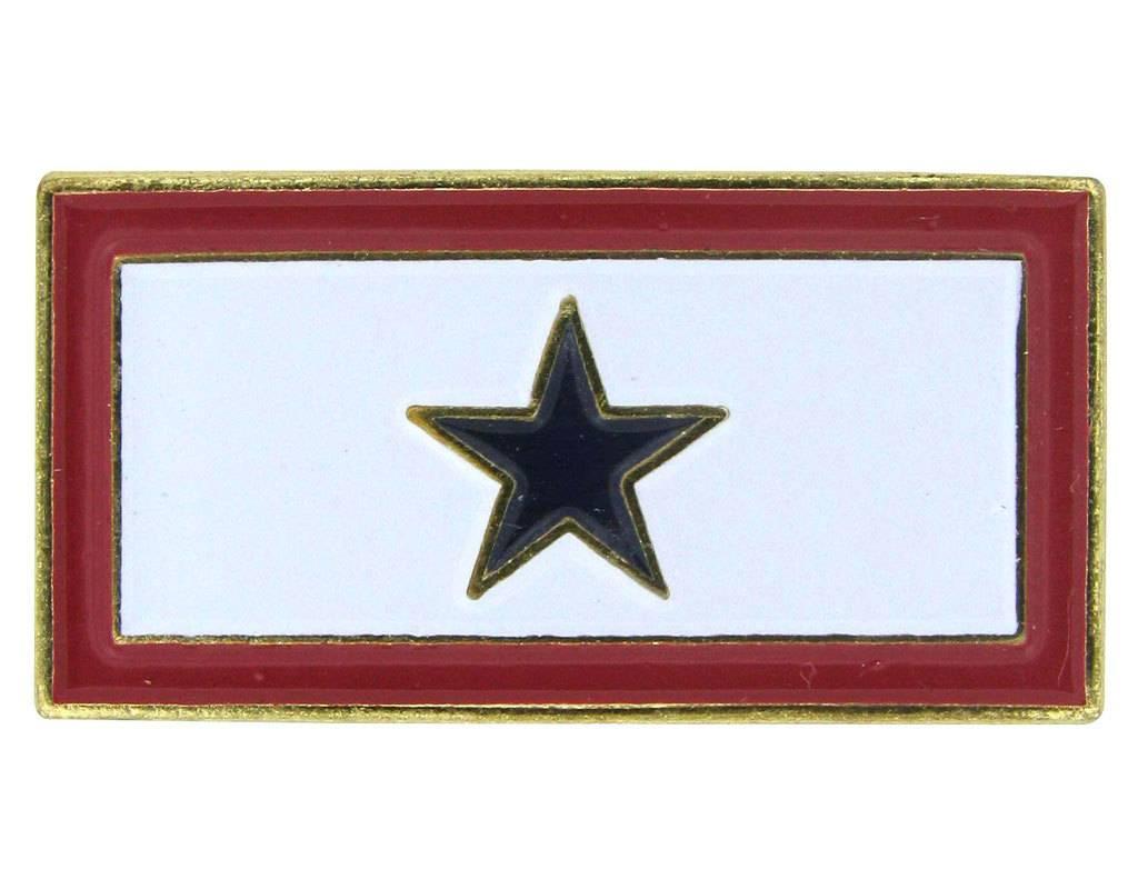 Popcorn Tree Lapel Pin - Blue Star Service