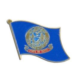 Online Stores Lapel Pin - Idaho Flag