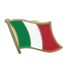 Online Stores Lapel Pin - Italy Flag