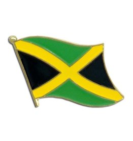 Online Stores Lapel Pin - Jamaica Flag