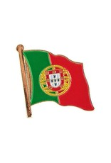 Online Stores Lapel Pin - Portugal Flag