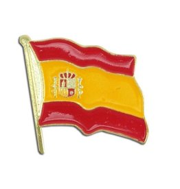Online Stores Lapel Pin - Spain Flag