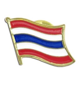 Online Stores Lapel Pin - Thailand Flag