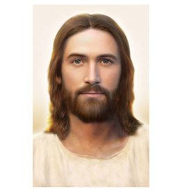 Brent Borup Program Covers - Christ in Beige, 100ct