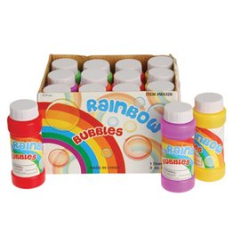 US Toy Rainbow Bubbles