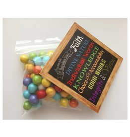 Popcorn Tree YW Values Sixlets - Individual Bag