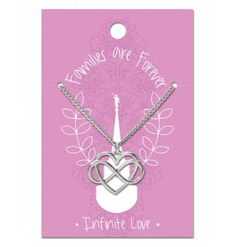 Ringmasters Necklace - Infinite Love