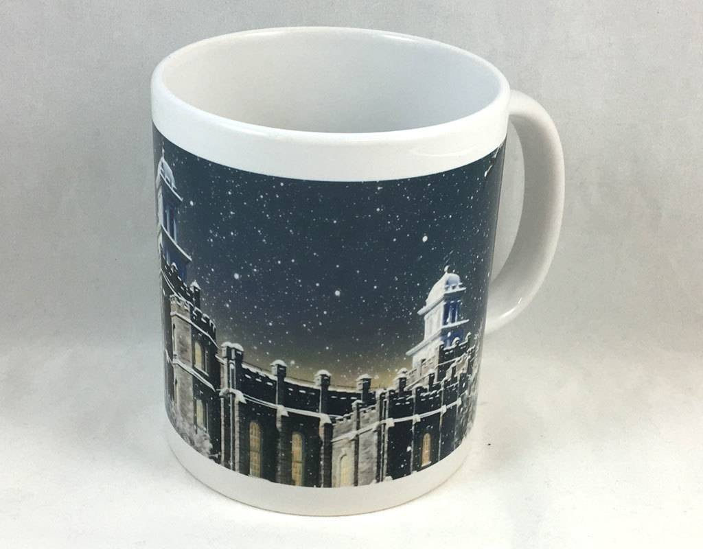 Brent Borup Mug - Logan Temple Hot Chocolate Approved