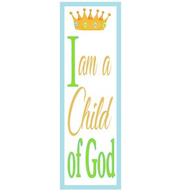 Popcorn Tree 2018 Primary Theme Bookmark - Blue/Green 6ct