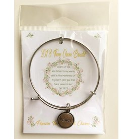 Popcorn Tree 2018 Youth Theme Charm Bracelet