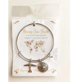 Popcorn Tree Charm Bracelet - Missionary