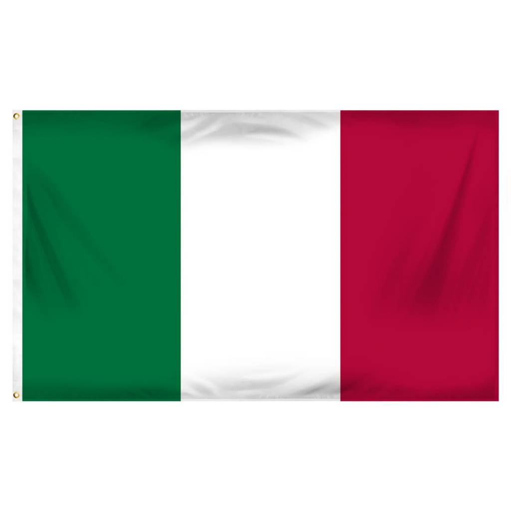 Online Stores Flag - Italy 3'x5'