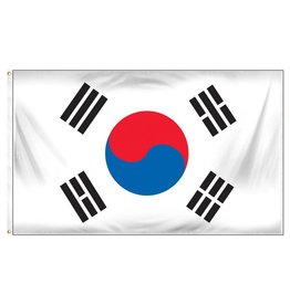 Online Stores Flag - So Korea 3'x5'