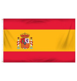 Online Stores Flag - Spain 3'x5'