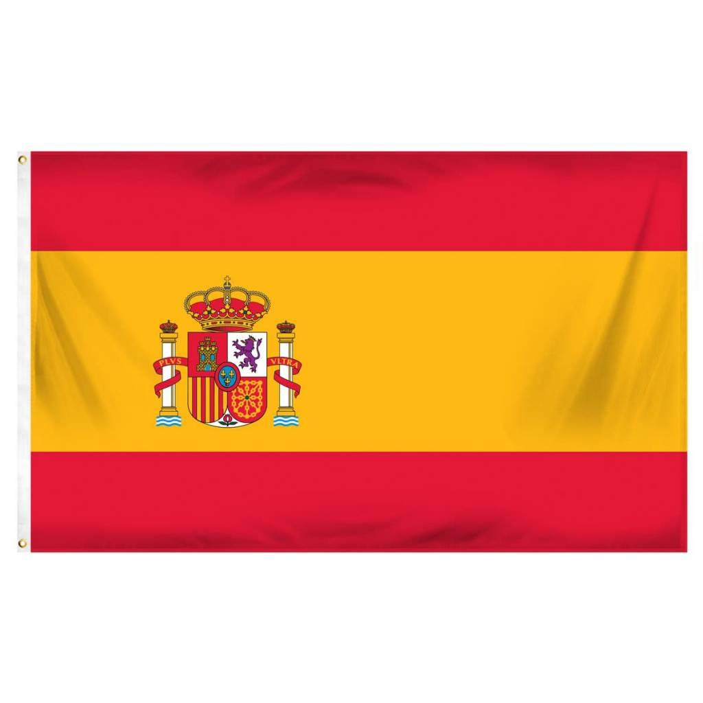 Online Stores Flag - Spain 3'x5'