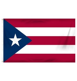 Online Stores Flag - Puerto Rico 3'x5'