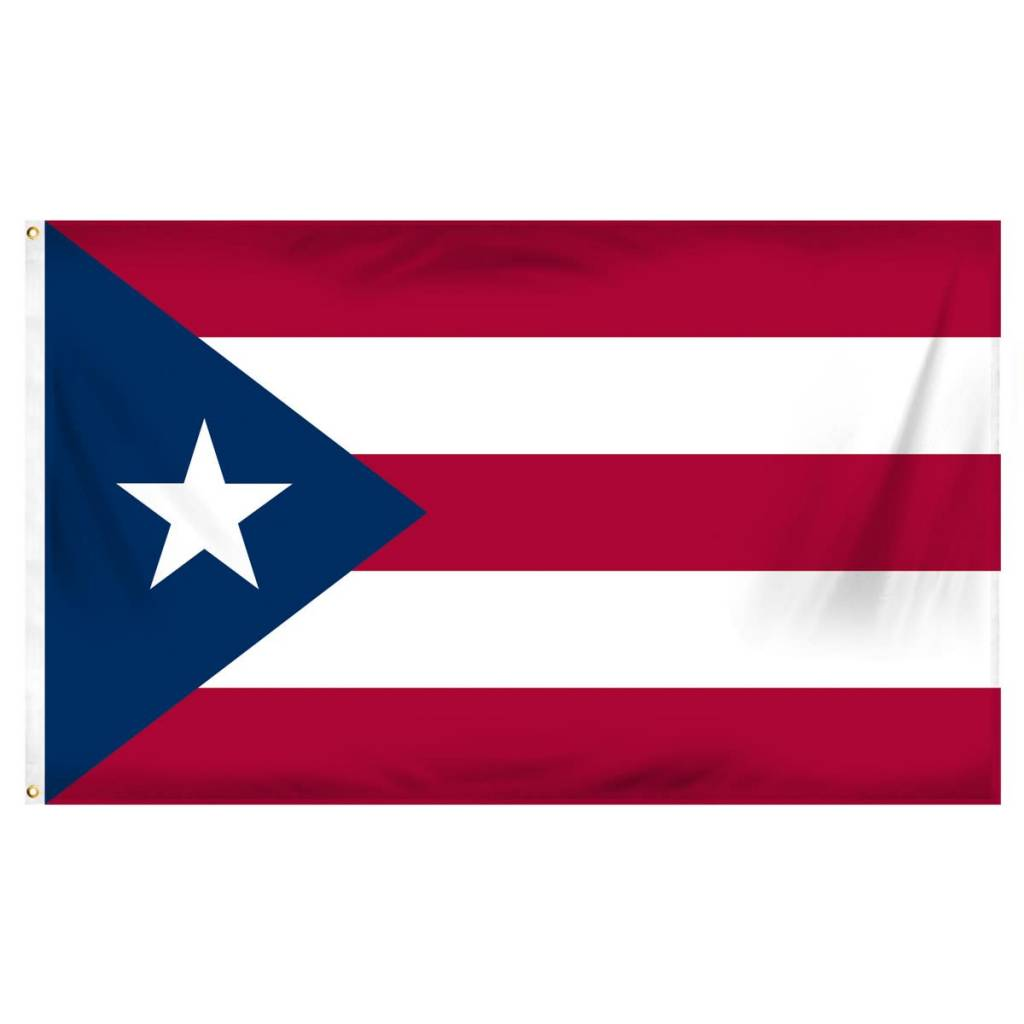 Online Stores Flag - Puerto Rico 3'x5'