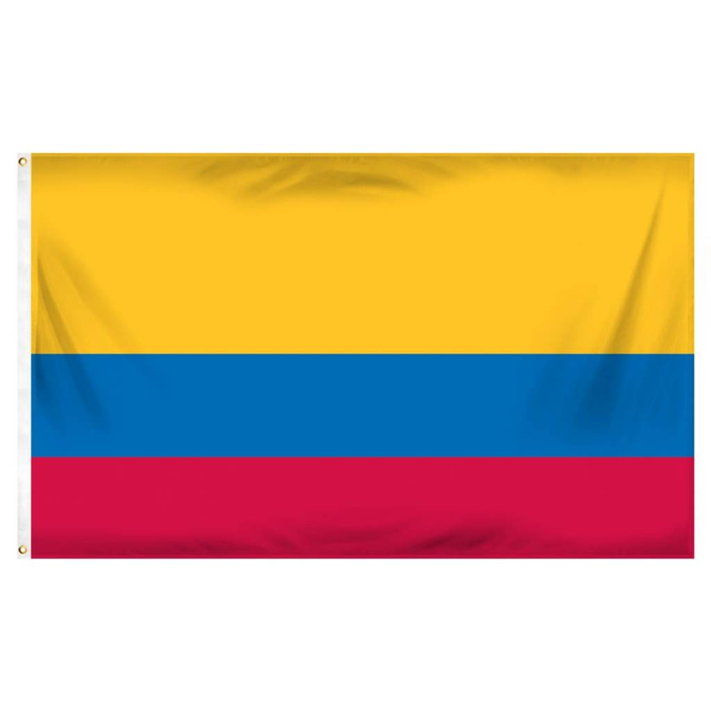 Online Stores Flag - Colombia 3'x5'