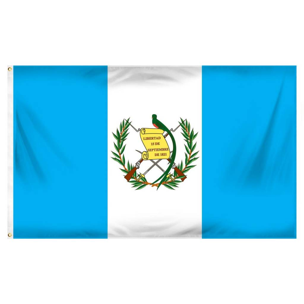 Online Stores Flag - Guatemala 3'x5'