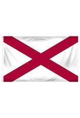 Popcorn Tree Flag - Alabama 3'x5'