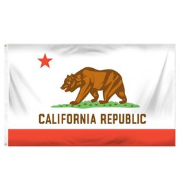 Online Stores Flag - California 3'x5'