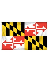 Online Stores Flag - Maryland 3'x5'