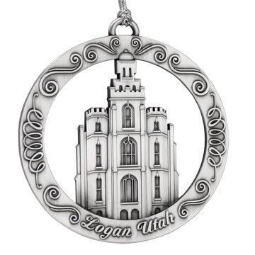 Ringmasters Logan Temple Ornament