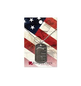Ringmasters Eagle Scout Dog Tag