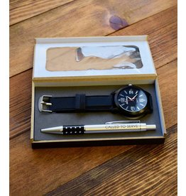Ringmasters Missionary Pen and Watch Set - Elder