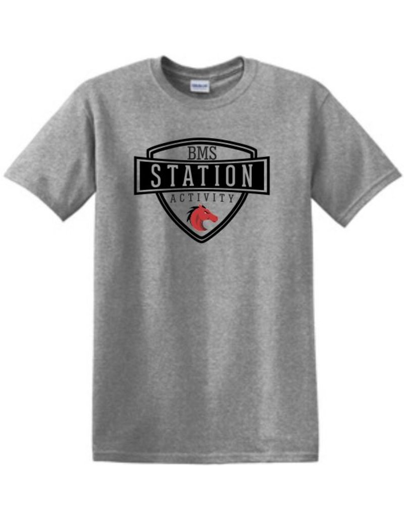 #2B Classic Short Sleeve T-Shirt - Station SpiritX