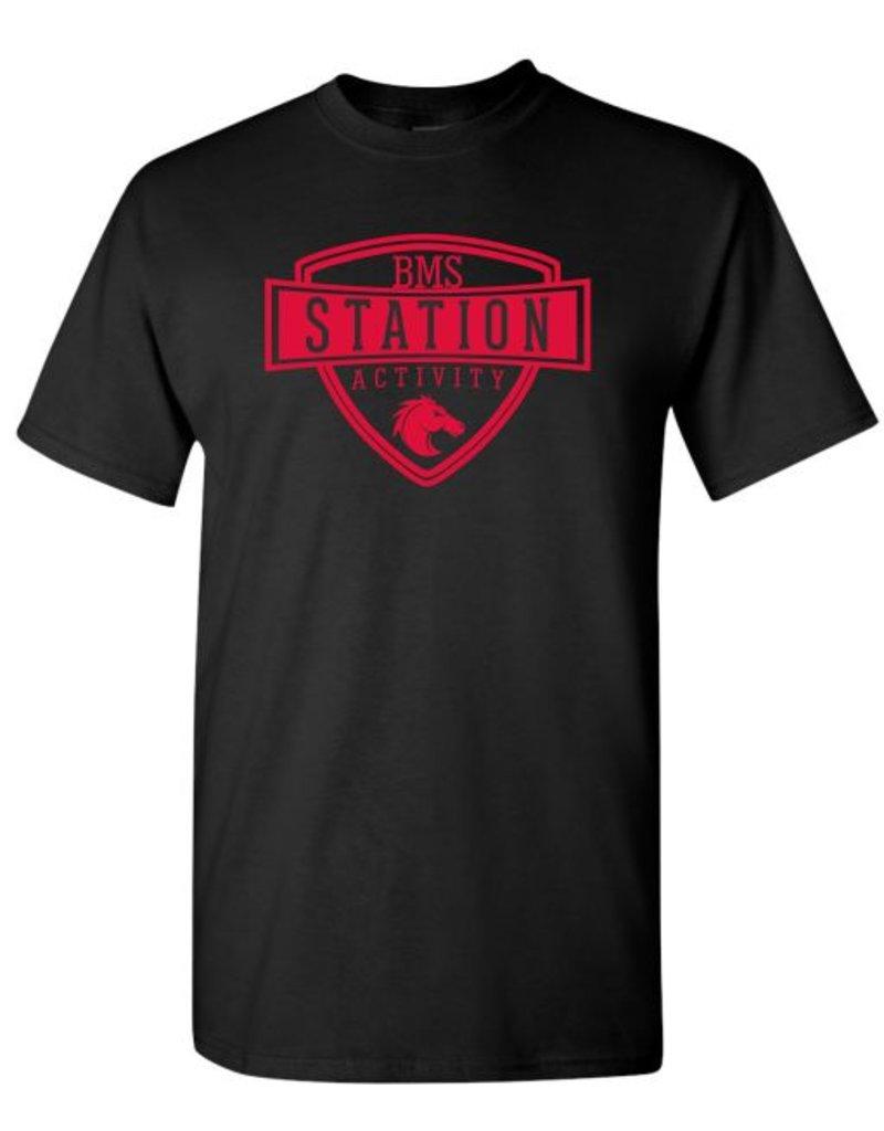 #2 Classic Short Sleeve T-Shirt - Station SpiritX
