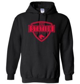 #101 Hooded Sweatshirt - Station SpiritX