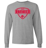 #4 Classic Long Sleeve T-Shirt - Station SpiritX