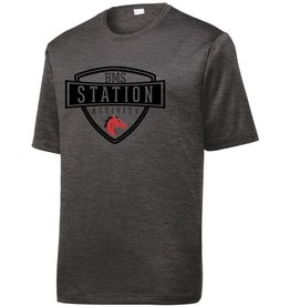 #42B Electric Heather Performance Shirt - Station SpiritX